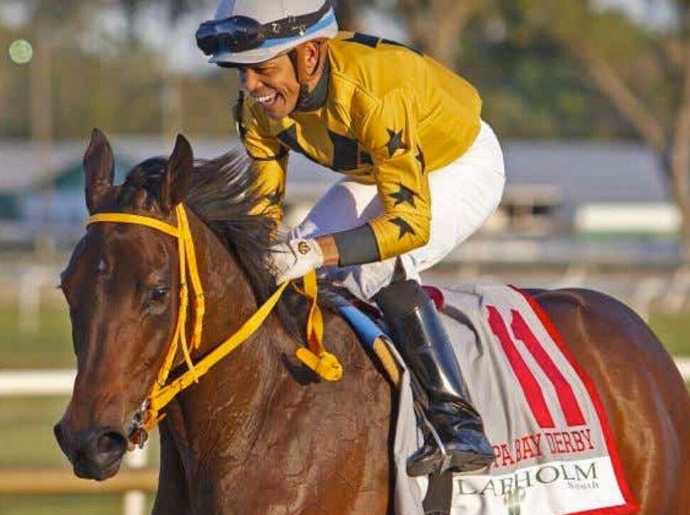 King Guillermo esperanza venezolana en el Kentucky Derby | Gustavo Mirabal