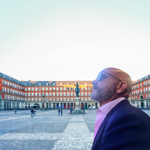 Gustavo Mirabal Castro en España