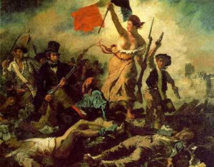 La Revolución Francesa y el código napoleónico